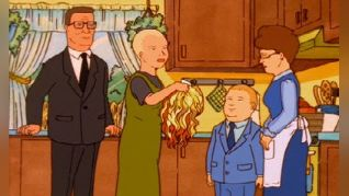 King of the Hill: Death of a Propane Salesman