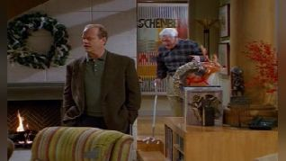Frasier: Merry Christmas, Mrs. Moskowitz