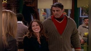 Friends: The One with the Girl Who Hits Joey