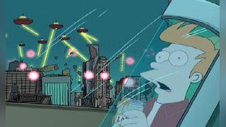 Futurama: Space Pilot 3000