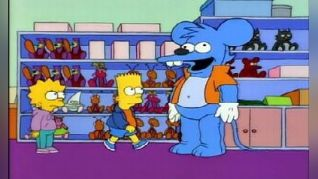 The Simpsons: Itchy & Scratchyland