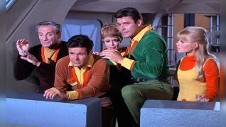 Lost in Space: The Ghost Planet