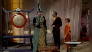 Lost in Space: Rocket to Earth