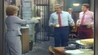 Barney Miller: Lady and the Bomb