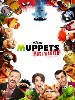 Muppets most wanted / Disney presents &#59; a Mandeville Films production &#59; produced by David Hoberman, Todd Lieberman &#59; written by James Bobi