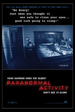 Paranormal activity [videorecording]