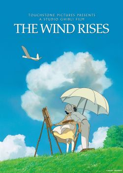 The wind rises / Studio Ghibli, Nippon Television Network, Dentsu, Hakuhodo DYMP, Walt Disney Japan, Mitsubishi, Toho and KDDI present &#59; a Studio