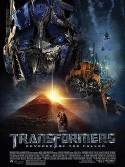 Transformers, revenge of the fallen [videorecording]