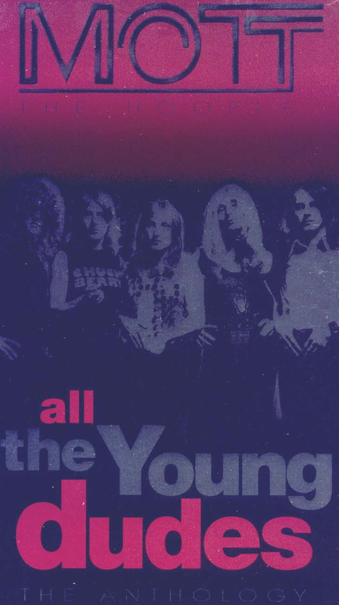 All the Young Dudes [Box Set]