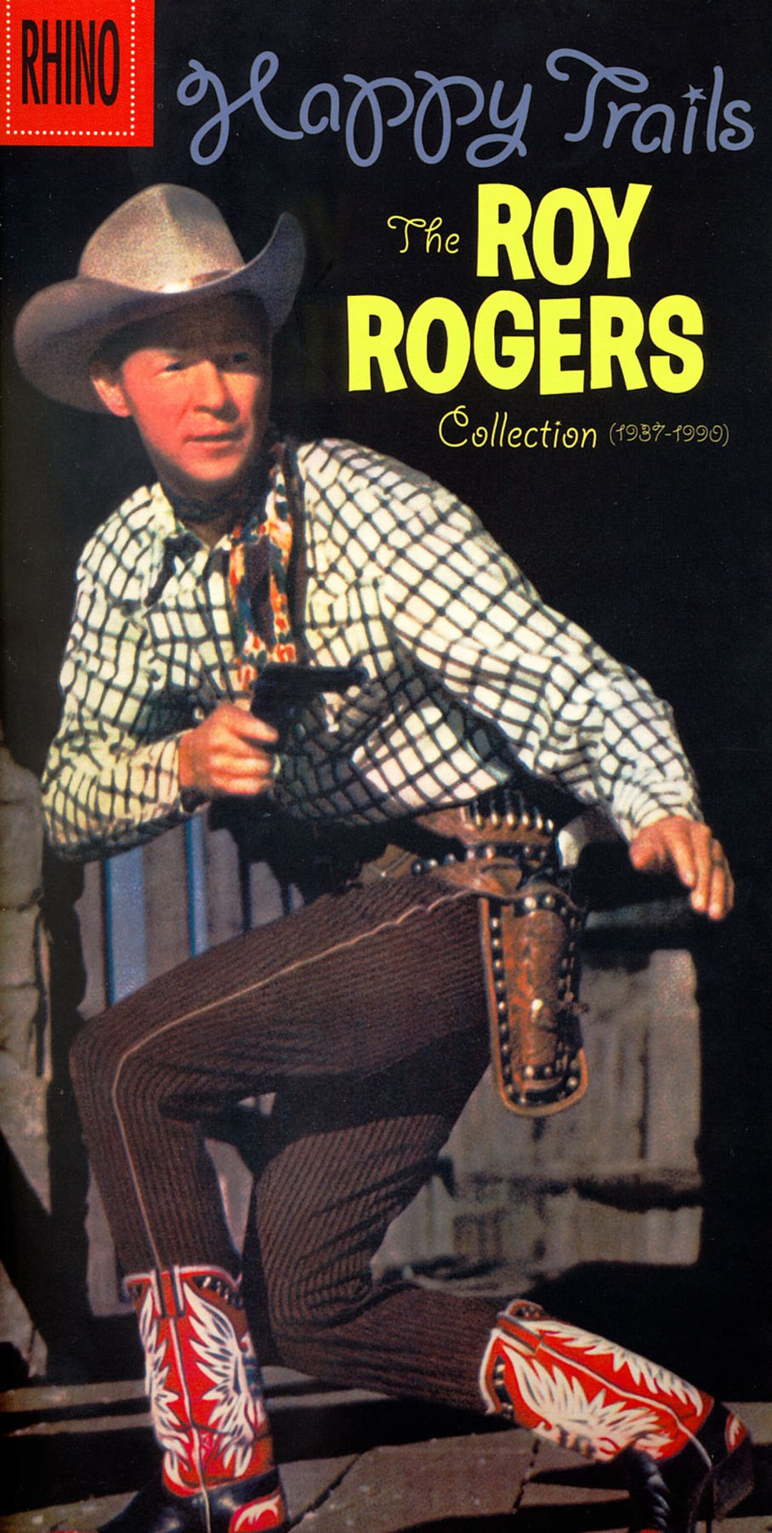 Happy Trails: The Roy Rogers Collection 1937-1990