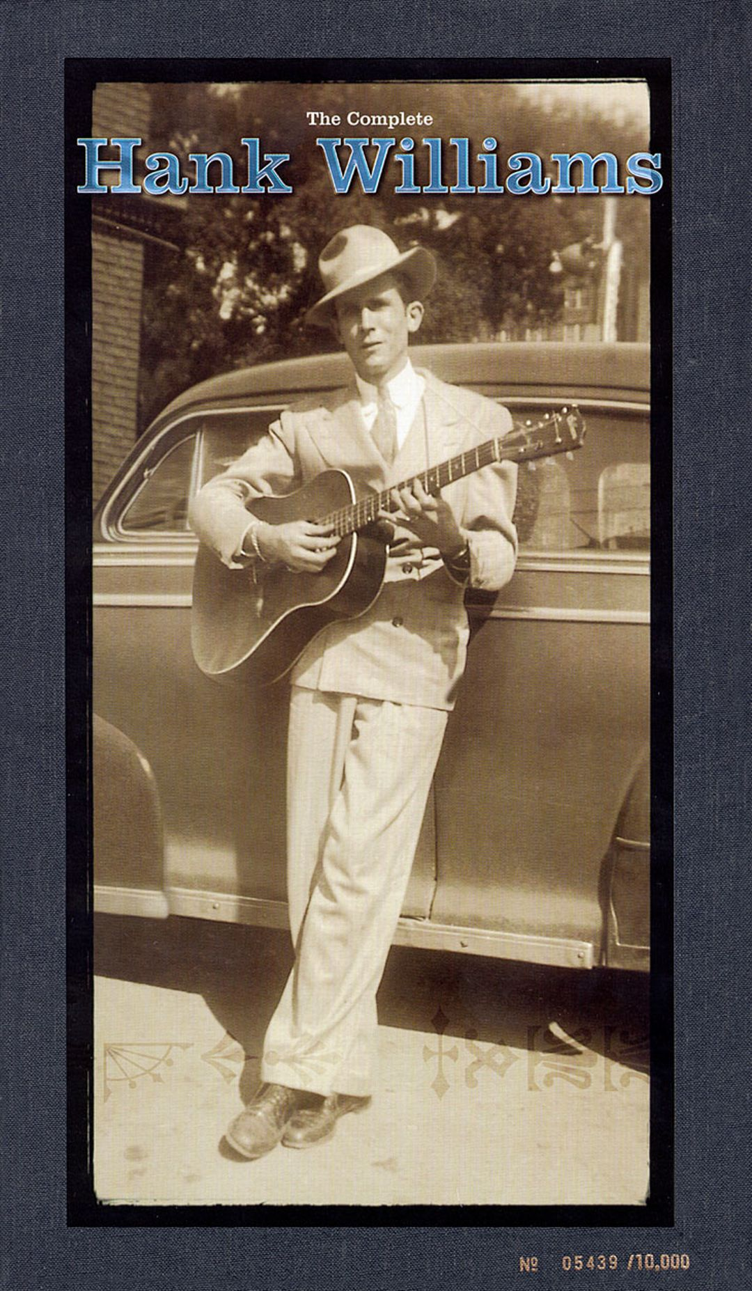 The Complete Hank Williams