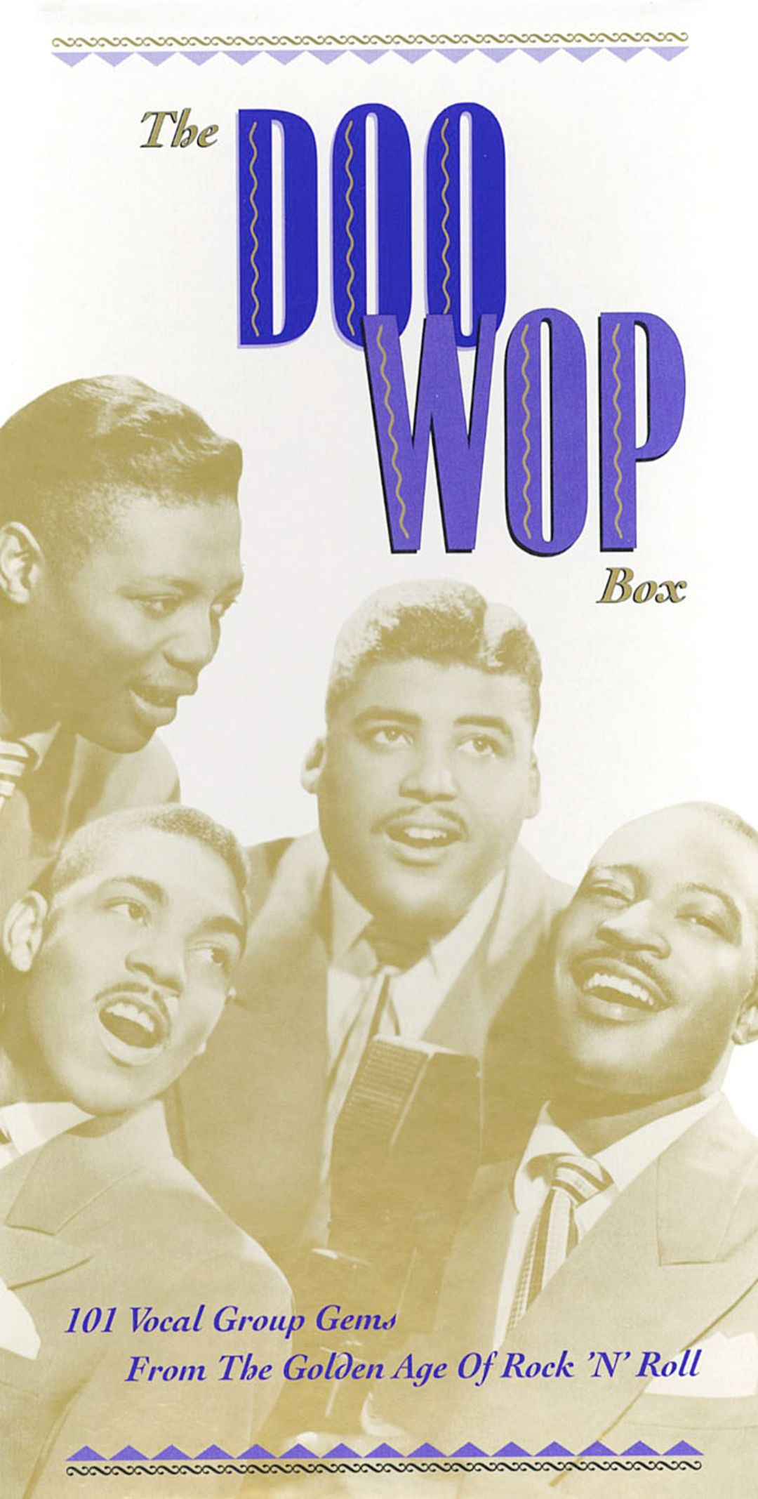 the doo wop box various artists songs reviews credits allmusic. Black Bedroom Furniture Sets. Home Design Ideas