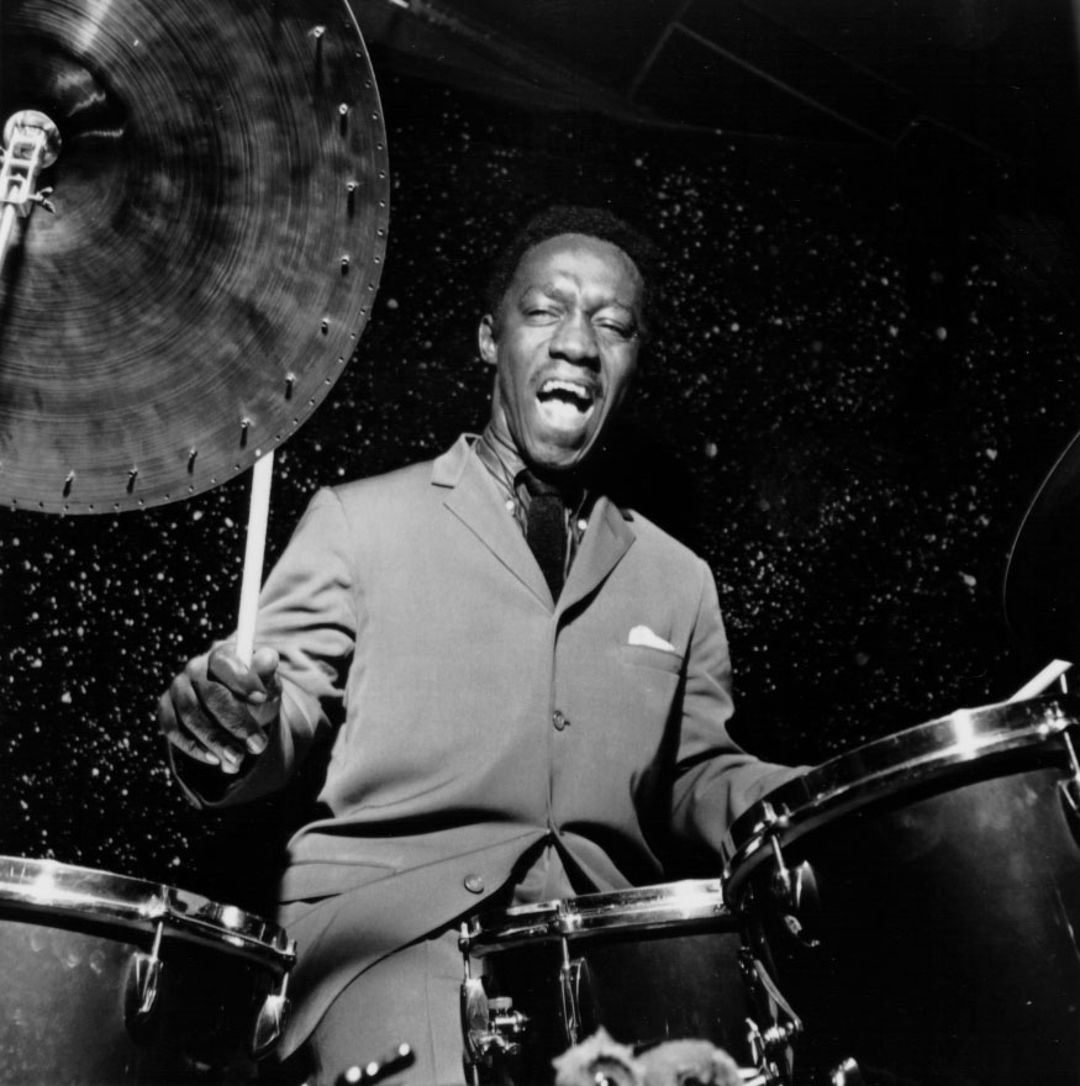 The good news from Art Blakey.
