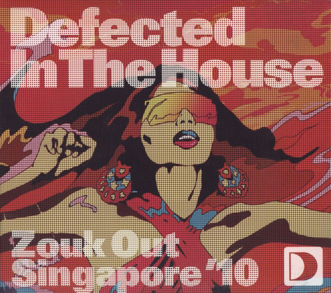 Defected in the House: Zouk out Singapore, Vol. 10