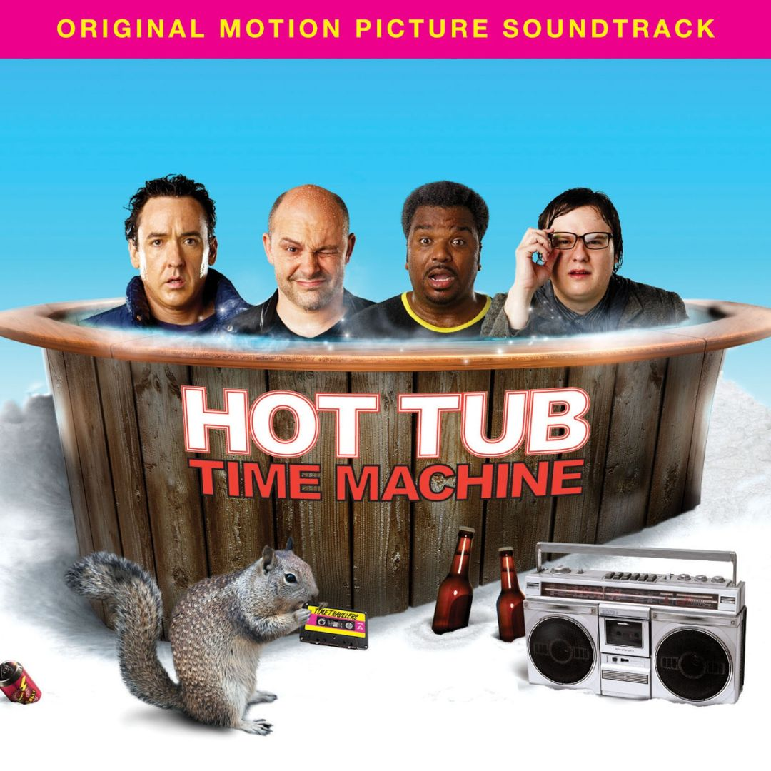 Remarkable, Hot tub time machine was and