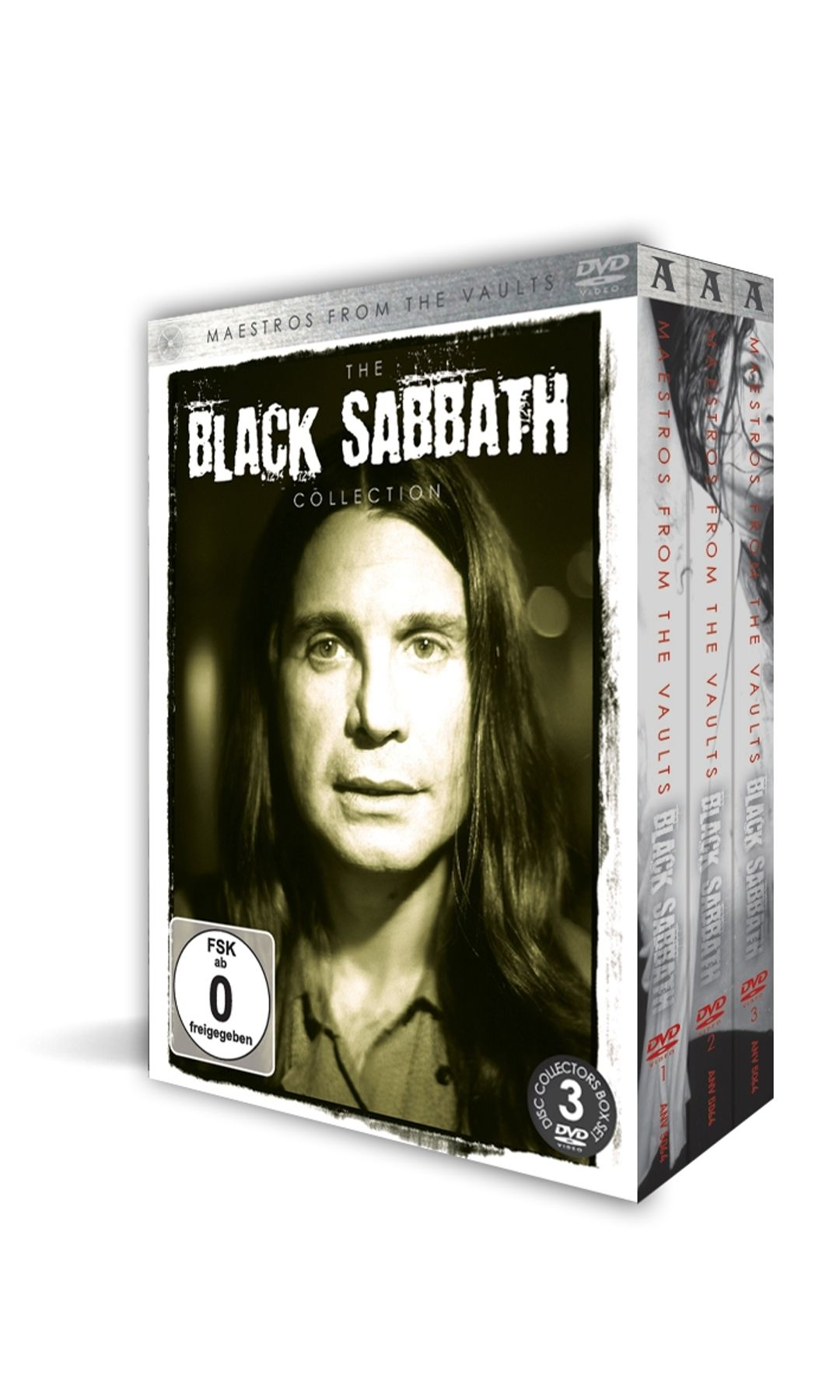 Maestros from the Vaults: The Black Sabbath Collection