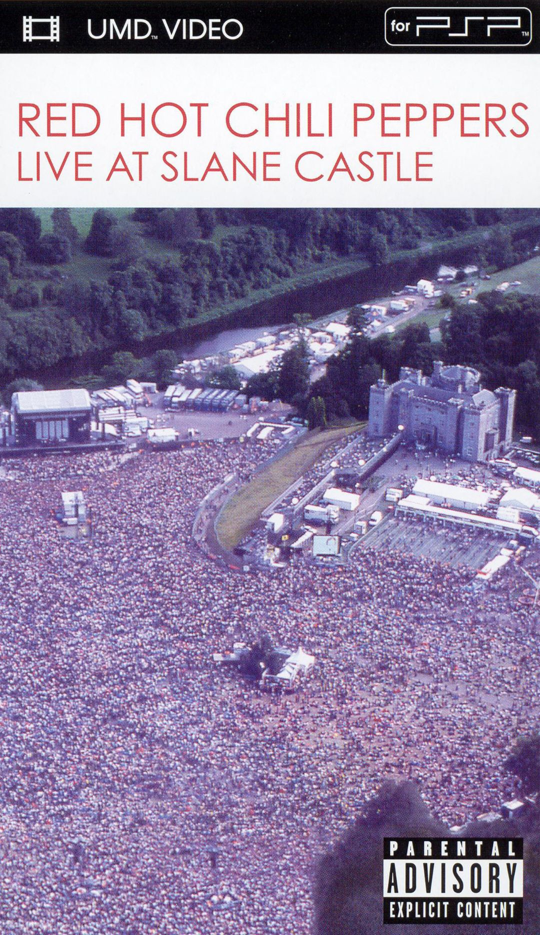Live at Slane Castle [Video]