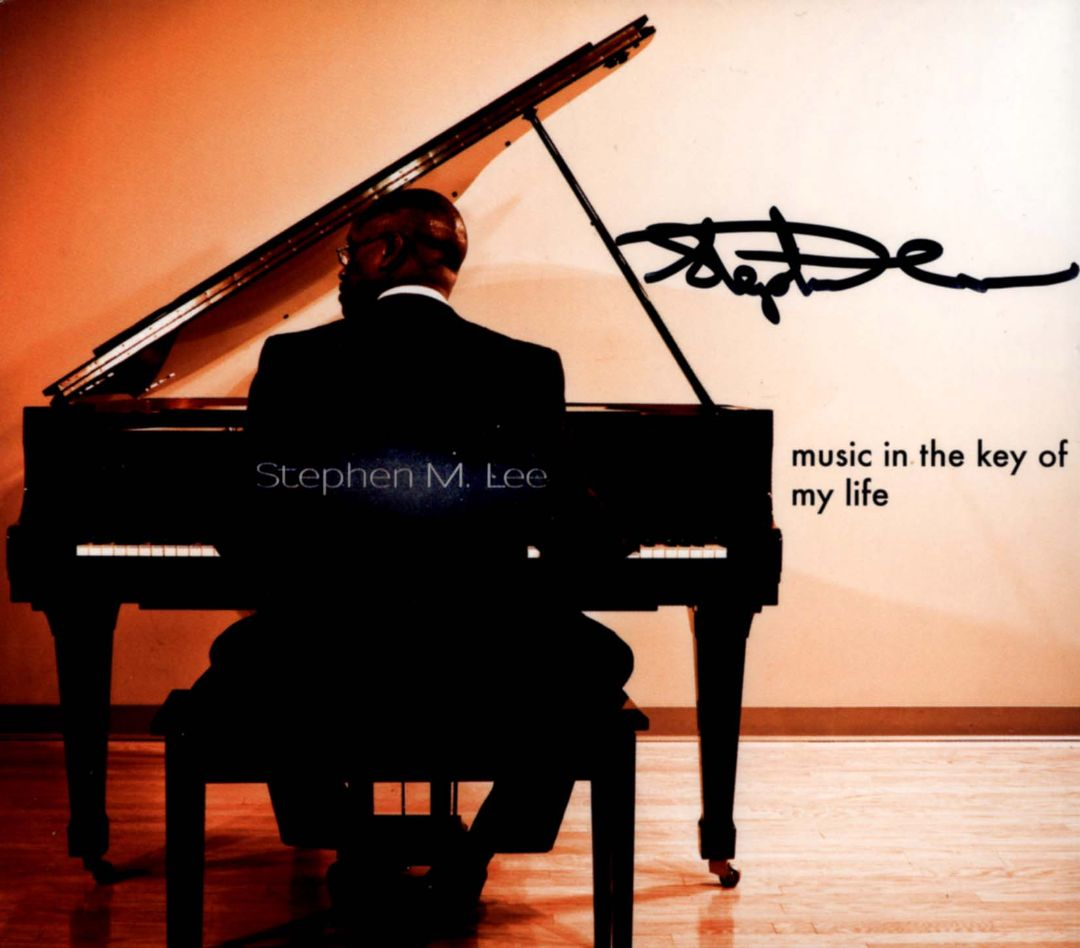 Stephen Lee 2011 Music In The Key Of My Life,...