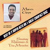 Marvin Gaye, Smokey Robinson & the Miracles - The Tears of a Clown