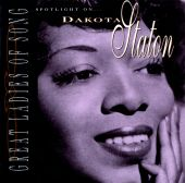 Spotlight on Dakota Staton [Great Ladies of Song]