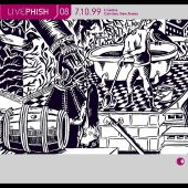 Live Phish, Vol. 8: 7/10/99, E Centre, Camden, NJ