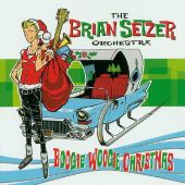 The Brian Setzer Orchestra, Brian Setzer - Winter Wonderland