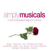 Simply Musicals [Box Set]