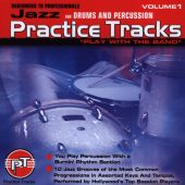 Practice Tracks: Jazz - Drums and Percussion