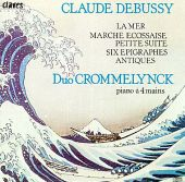 Debussy: Music for Piano Four Hands