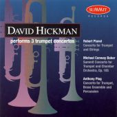 Robert Planel: Concerto for Trumpet and Strings; Michael Conway Baker: Summit Concerto