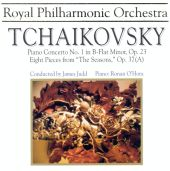 """Tchaikovsky: Piano Concerto No. 1 in B-Flat Minor, Op. 23; Eight Pieces from """"The Seasons,"""" Op. 37(A)"""