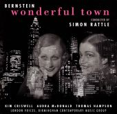 Wonderful Town [1999 Studio Cast]