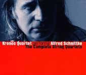 Kronos Quartet Performs Alfred Schnittke: The Complete String Quartets