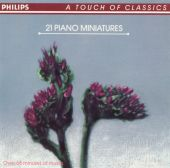 21 Piano Miniatures