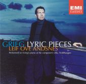 Grieg: Lyric Pieces (Performed on Grieg's Piano)