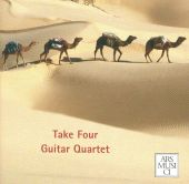 Take Four Guitar Quartet