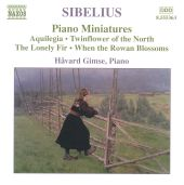 Sibelius: Piano Music, Vol. 4 - Piano Miniatures
