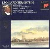 """Beethoven: Symphony No. 9 """"Choral""""; Fidelio Overture"""