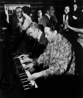 a biography of edward kennedy ellington a jazz composer Edward kennedy duke ellington (april 29, 1899 – may 24, 1974) was an american composer, pianist, and big band leader he was one of the most important musicians.