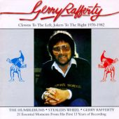Stealers Wheel, Gerry Rafferty - Stuck in the Middle With You