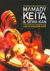 Live @ Couleur Cafe [DVD]