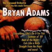Plays the Hits Made Famous by Bryan Adams