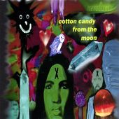 Cotton Candy from the Moon