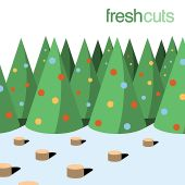 Fresh Cuts: A Holiday Album from Rumblefish