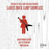 Rock 'n' Roll Camp for Girls: October 2008 Ladies Rock Camp Showcase