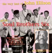The Very Best of John Ellison and the Soul Brothers Six