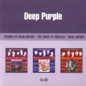 Shades of Deep Purple/Book of Taliesyn/Deep Purple