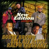 Ralph Tresvant, New Edition - Sensitivity