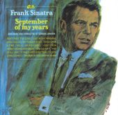 September Of My Years - Frank Sinatra (Audio CD) UPC: 888072324152