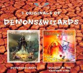 Demons and Wizards/Touched by the Crimson King
